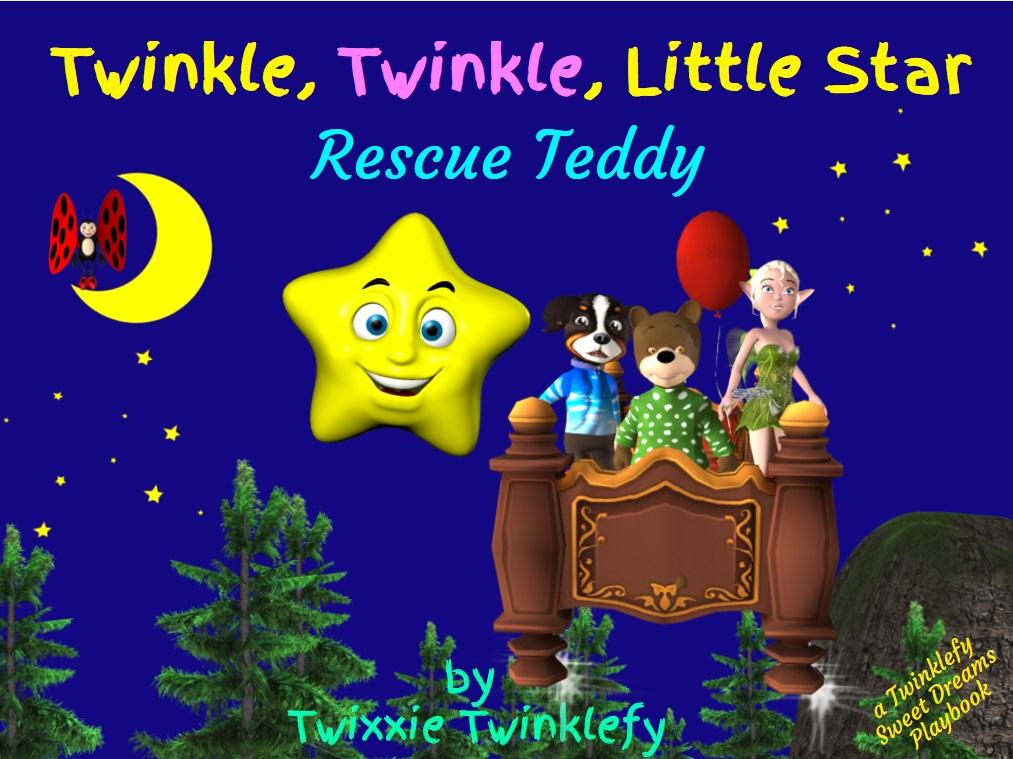 Cover Rescue Teddy