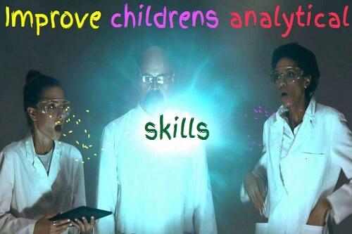 childrens skills improved